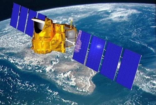 Satelita Megha-Tropiques / Credits - CNES, ISRO
