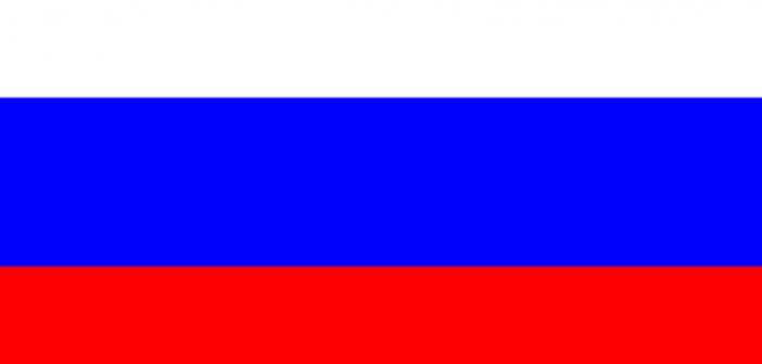Flaga Republiki Federalnej Rosji / Credits: FRR