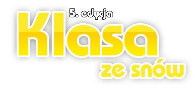 Logo konkursu Klasa Ze Snów / Credits - organizatorzy konkursu Klasa Ze Snów