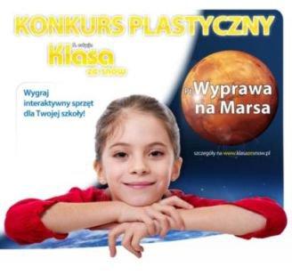 Plakat konkursu Klasa Ze Snów / Credits - organizatorzy konkursu Klasa Ze Snów