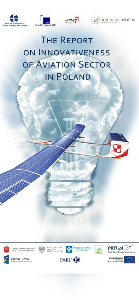 Raport o innowacyjności sektora lotniczego w Polsce