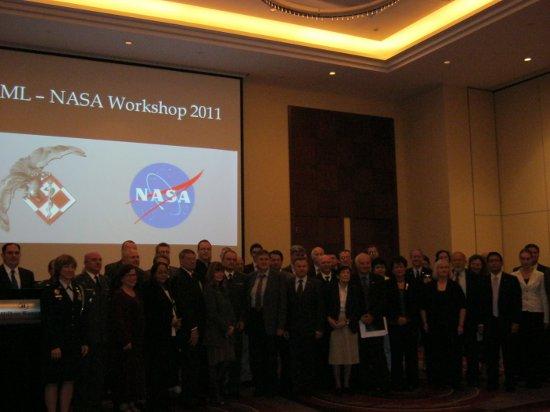 Warsztaty WIML-NASA. Credits: kosmonauta.net