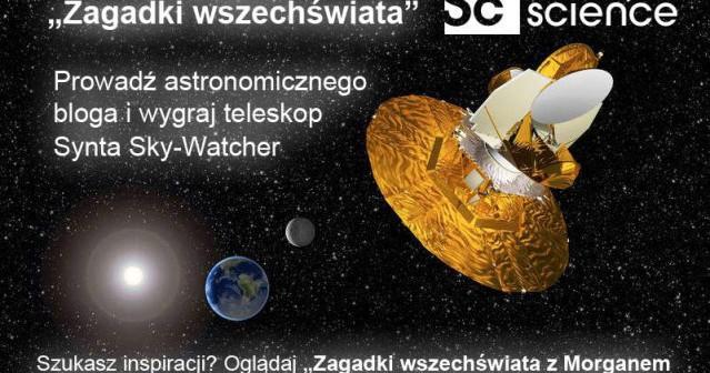Konkurs Zagadki Wszechświata / Credits - Discovery Science