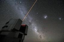 Jeden z teleskopów VLT, należący do konsorcjum ESO / Credits - ESO