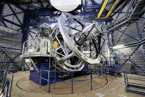 Teleskop VISTA / Credits - ESO