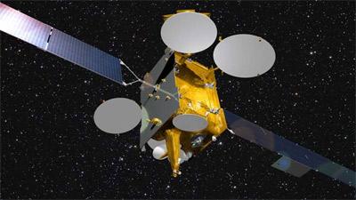 Eutelsat 9B / Credits: EADS Astrium