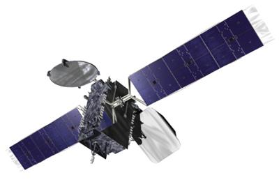 Mexsat-3 / Credits: OSC
