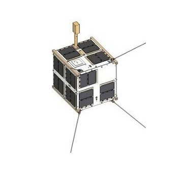 Satelita BRITE-PL / Credits - CBK PAN