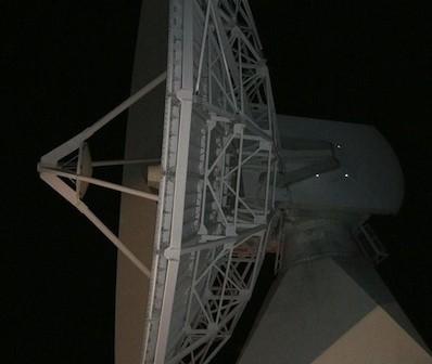 Antena stacji naziemnej ESA w Perth / Credits: ESA