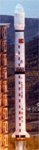 Start rakiety Chang Zheng 4B