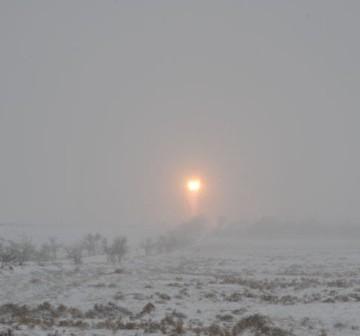 Start rakiety Sojuz-FG ze statkiem Sojuz TMA-22 / Credits: RKK Energia