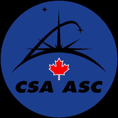 Logo kanadyjskiej agencji kosmicznej / Credits: CSA
