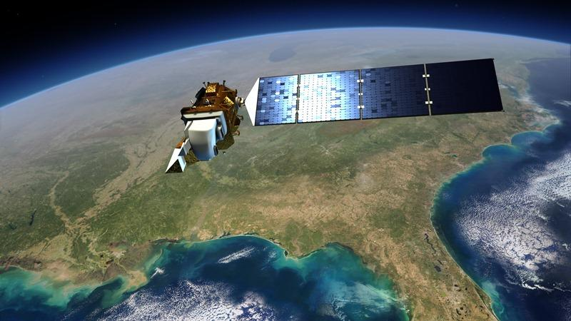 ...i przyszłość: Landsat-8 (LDCM) / Credits: NASA, GSFC, Conceptual Image Lab