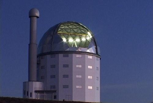 Obserwatorium SALT w Południowej Afryce / Credits - CAMK