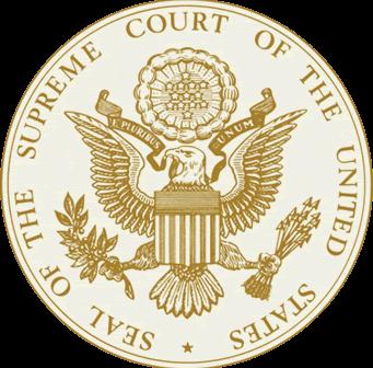 Pieczęć Sądu Najwyższego Stanów Zjednoczonych / Credits: Public Domain, Source: WikiCommons