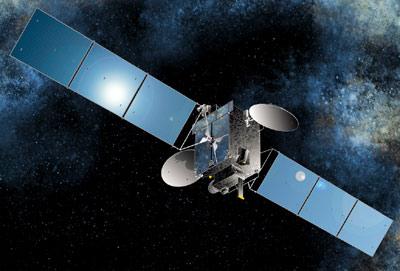 Przypuszczalny wygląd Optusa-10 / Credits: Space Systems Loral