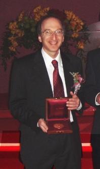 Profesor Saul Perlmutter