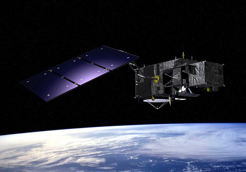 Sentinel-3 - wizualizacja