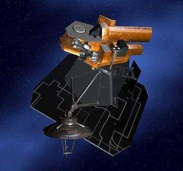 Deep Impact/EPOXI - wizja artystyczna (NASA)