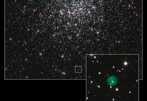 Zdjęcie NGC 1846 / Credit – NASA oraz Hubble Heritage Team, STScI/AURA; P. Goudfrooij, STScI