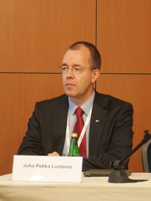 Juha-Pekka Luntama, kierownik ESA ds. pogody kosmicznej / Credits: Kosmonauta.net