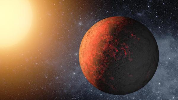 Wizja artystyczna planety Kepler 20e (NASA/Ames/JPL-Caltech)