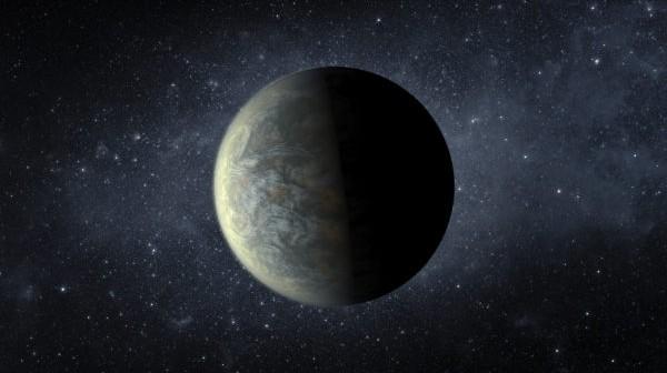 Wizja artystyczna planety Kepler 20f (NASA/Ames/JPL-Caltech)