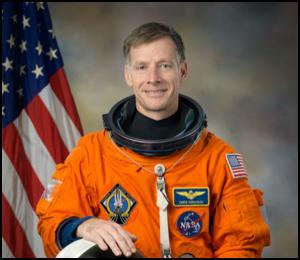 Astronauta Christopher J. Ferguson (NASA)