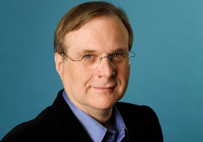 Paul Allen - multimilioner, współzałożyciel Microsoftu