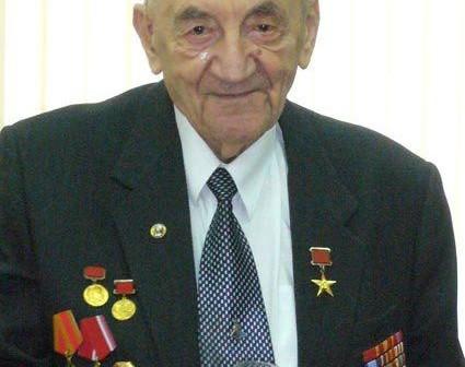 Boris Jewsjejewicz Czertok (1912-2011)