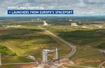 Europejski port kosmiczny Kourou. Credits: ESA