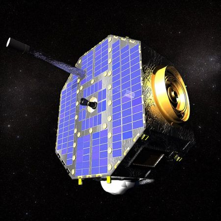 Sonda IBEX / Credits - NASA