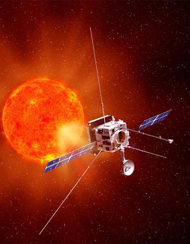 Solar Orbiter - wizja artystyczna / Credits: NASA
