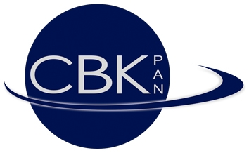 Logo Centrum Badań Kosmicznych; Credits:CBK