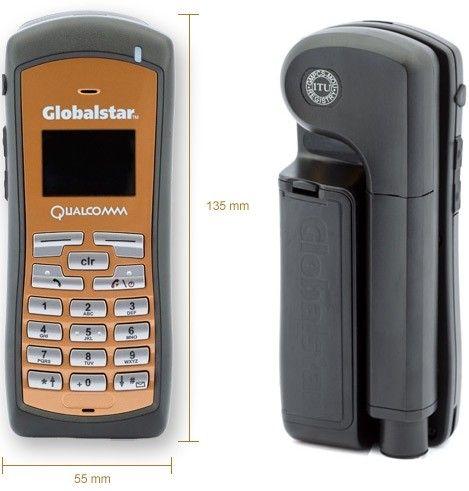 Telefon satelitarny Globalstar GSP-1700 / Credits: TS2