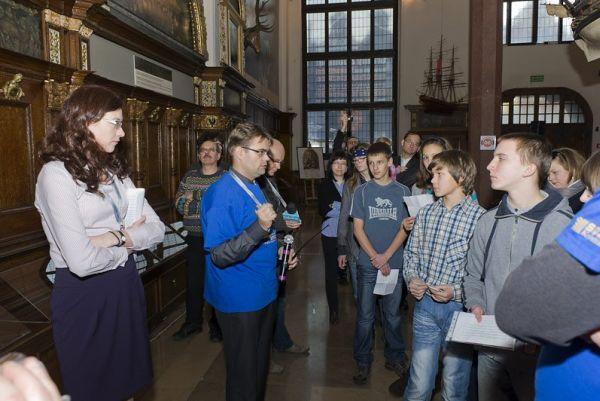 Instruktaż dla uczestników łączności zapewniony był przez Dariusza Mankiewicza oraz Aleksandrę Sójko / Michał Lewczuk, SP2XDM