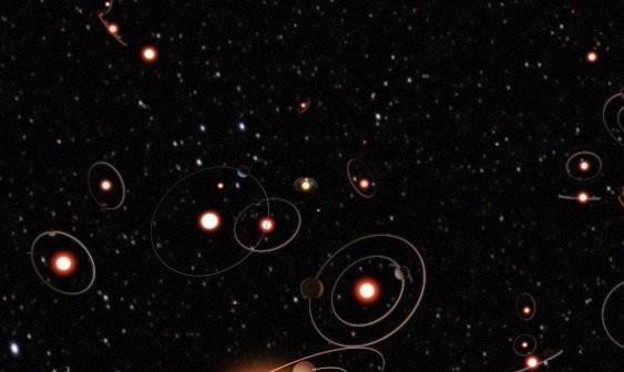 Egzoplanety są wszędzie! Credits: OGLE