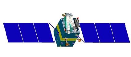 Chiński satelita Ziyuan 3 / Źródło: SinoDefence.com