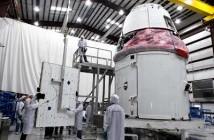 Kapsuła Dragon przygotowywana do najbliższego lotu. Credit SpaceX