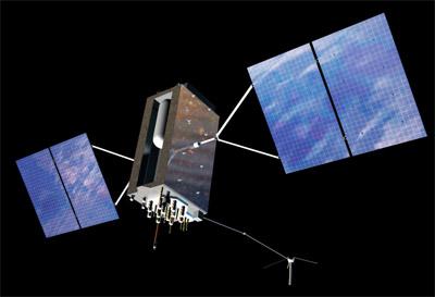 Satelita serii GPS III / Credits: Lockheed Martin