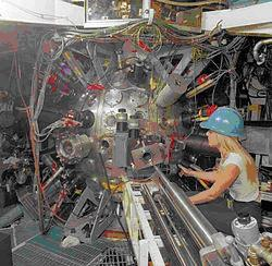 Komora urządzenia Shiva / Credits: Wikipedia