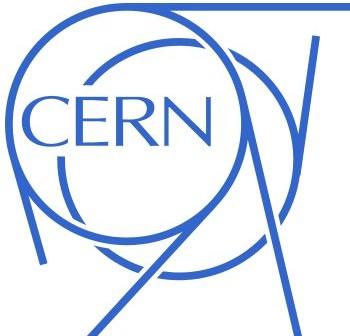 Logo CERN / Credits - CERN