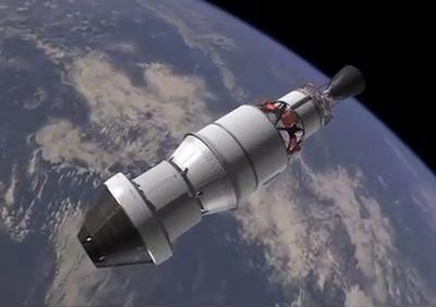 Lot EFT-1 ma odbyć się w 2014 roku / Credits: NASA