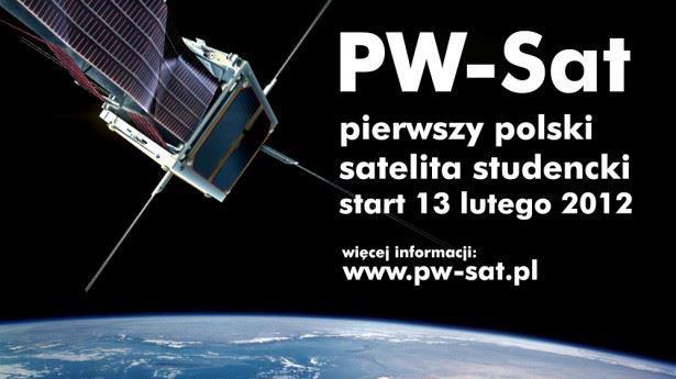 Zostań Ambasadorem PW-Sata/Credits: Zespół Informacyjny PW-Sat