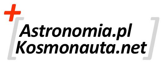 Logo wspólnej relacji serwisów Astronomia.pl i Kosmonauta.net / Credits - Jan Pomierny, Astronomia.pl