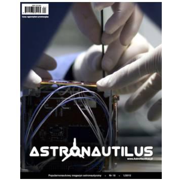 Osiemnasty numer AstroNautilus / Credits: Andrzej Kotarba