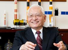 Keiji Tachikawa, prezydent Japońskiej Agencji Kosmicznej/Credits: JAXA