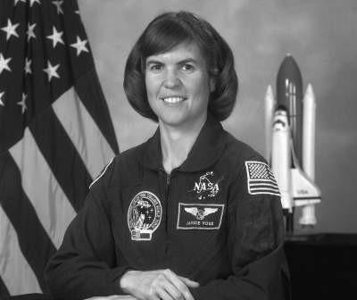 Janice Voss (1956-2012) / Credits: NASA