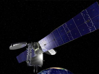 Satelita SES-1 / Credits: Orbital Science Corp.
