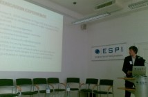 Presentation from Latvia / Credits - K. Kanawka